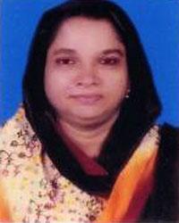 Ms. Sajeda Noor Begum