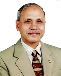 Major General Abdul Hafiz Mallik, Psc. (Retd.)