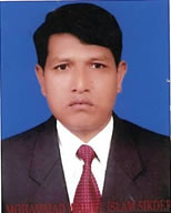 Mr. Mohammad Waliul Islam Sikder